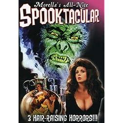 Morella's All-Nite Spooktacular-Morella's Graveyard Theater