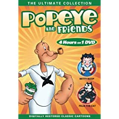Popeye and Friends: The Ultimate Collection