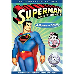 Superman and Friends - The Ultimate Collection