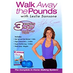 Walk Away the Pounds-Complete In-Home Walking System