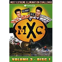 MXC: Most Extreme Elimination Challenge Season 3, Disc 1