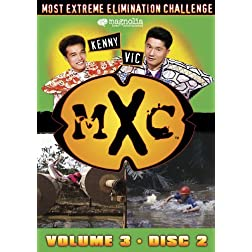 MXC: Most Extreme Elimination Challenge Season 3 Disc 2