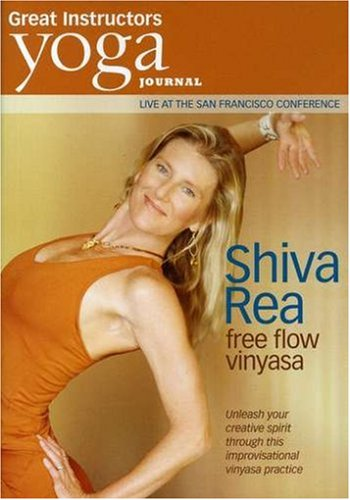 Yoga Journal: Shiva Rea - Free Flow Vinyasa