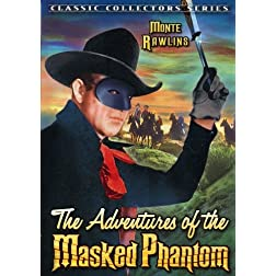 Adventures of the Masked Phantom