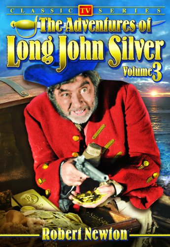 Adventures of Long John Silver - Volume 3