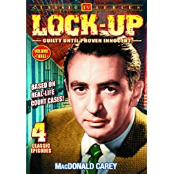 Lock-Up - Volume 3