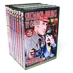 Sherlock Holmes - Volumes 1-9 (9-DVD)