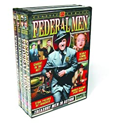 Federal Men - Volumes 1-4 (4-DVD)
