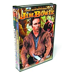 Adventures of Jim Bowie - Volumes 1 & 2 (2-DVD)