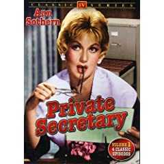 Private Secretary - Volumes 1-4 (4-DVD)