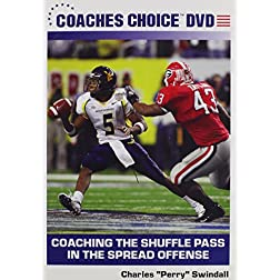 Coaching The Shuffle Pass In The Spread Offense