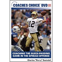 Coaching The Quick-Passing Game In The Spread Offense