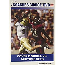 Cover 2 Nickel Vs. Multiple Sets