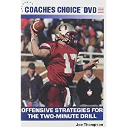 Offensive Strategies For The Two-Minute Drill