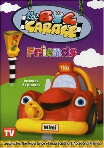 The Big Garage: Friends