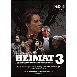 Heimat, Vol. 3: A Chronicle of Endings and Beginnings