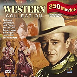 Western 250 Movie Pack