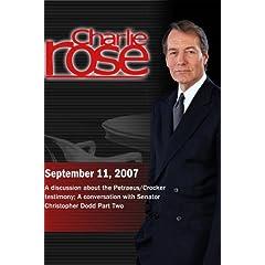 Charlie Rose (September 11, 2007)