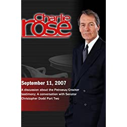 Charlie Rose (September 11, 2007)