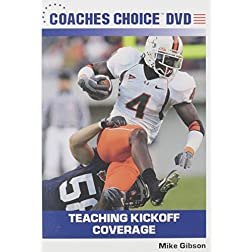 Teaching Kickoff Coverage