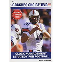 Clock Management Strategy For Football