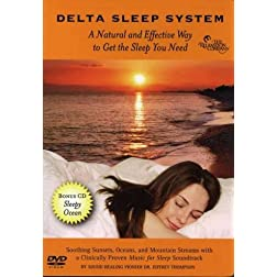 Dr. Jeffrey Thompson: Delta Sleep
