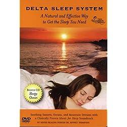 Dr. Jeffrey Thompson: Delta Sleep