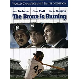 The Bronx Is Burning: World Championship Limited Edition (5pc)