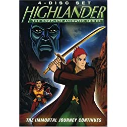 Highlander - The Complete Animated Series