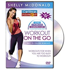Caribbean Workout: Workout on the Go