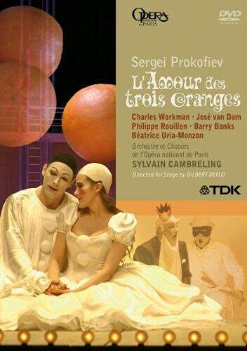 Prokofiev - L'Amour des Trois Oranges (The Love for Three Oranges)