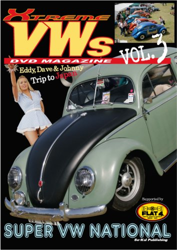 Xtreme VW DVD Magazine Vol.3