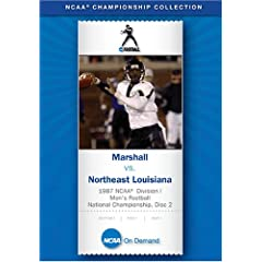 1987 NCAA(r) Division I Men's Football National