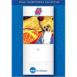 2002 NCAA(r) Division I Men's Basketball 1st Round - Florida vs. Creighton DISC 2