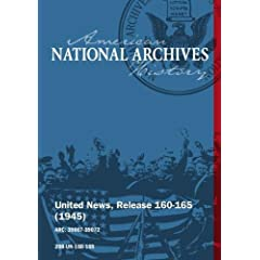 United News, Release 160-165 (1945) WWII: LIBERATION OF PRAGUE,  VICTORY ON OKINAWA