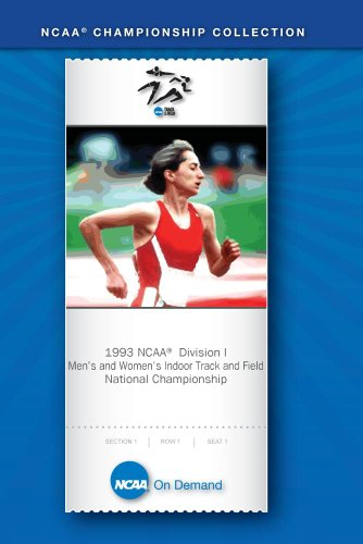 1993 NCAA Division I Men's and Women's Indoor Track and Field National Championship