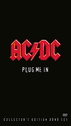 AC/DC: Plug Me In (3 disc Limited Edition)