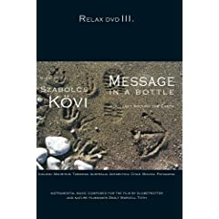 RELAX DVD -Message In A Bottle - A Journey Around the Earth (PAL)