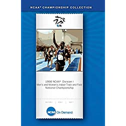 1998 NCAA Division I Men's and Women's Indoor Track and Field National Championship
