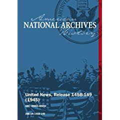 United News, Release 145-149 (1945) WWII: THE INVASION OF IWO-JIMA