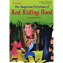 Dangerous Christmas of Red Riding Hood