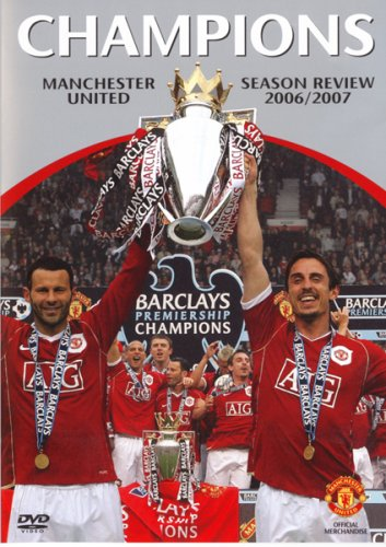 Champions! Manchester United Season Review 2006/2007