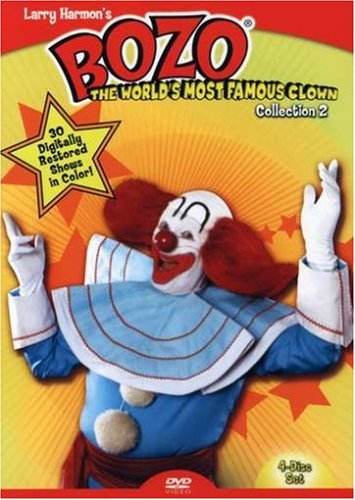 Bozo: The World's Most Famous Clown 2 (4pc)