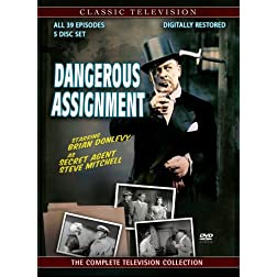 Dangerous Assignment - Complete Collection