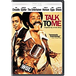 Talk to Me (2007) (Full Screen Edition)