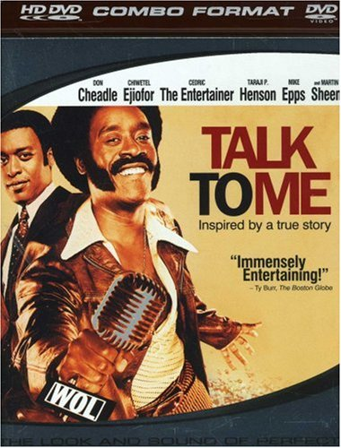 Talk to Me (2007) (HD DVD/Standard DVD Combo)
