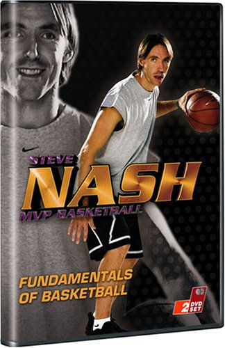 Steve Nash MVP-Basketball Fundamentals (2 DVD SET)