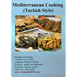 Mediterranean Cooking (Turkish style)