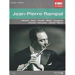 Jean-Pierre Rampal Plays Mozart, Ibert, Vivaldi, Bach, Couperin, Handel