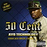 album art to Ayo Technology (feat. Justin Timberlake & Timbaland)
